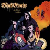 """THE DEAD GOATS: streamen """"All of Them Witches""""-Album"""