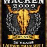 WACKEN OPEN AIR 2009: NEVERMORE auf dem Billing