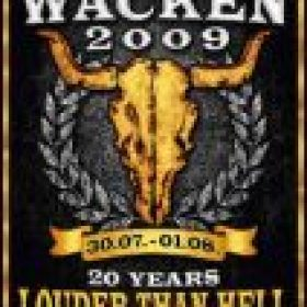 WACKEN OPEN AIR 2009: mit PENTAGRAM und COHEED AND CAMBRIA