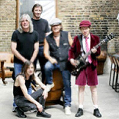 AC/DC: ´Black Ice´  – Releasepartys zum neuen Album