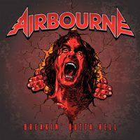 """AIRBOURNE: neues Album  """"Breakin' Outta Hell""""  & Tour im Herbst"""