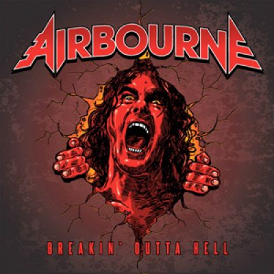 "AIRBOURNE: neues Album  ""Breakin' Outta Hell""  & Tour im Herbst"