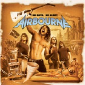 AIRBOURNE: ´No Guts, No Glory`- Song vom neuen Album online