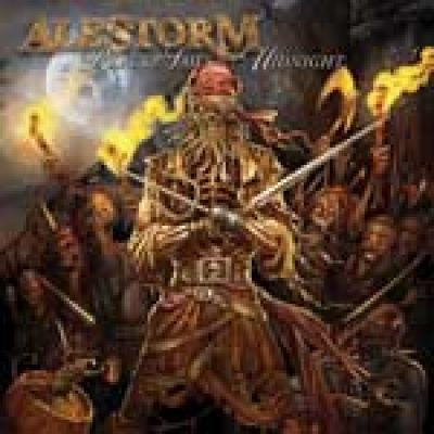 ALESTORM: ´Black Sails At Midnight´  – neues Album im Mai