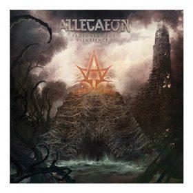 "ALLEGAEON: Albumstream ""Proponent for Sentience"""