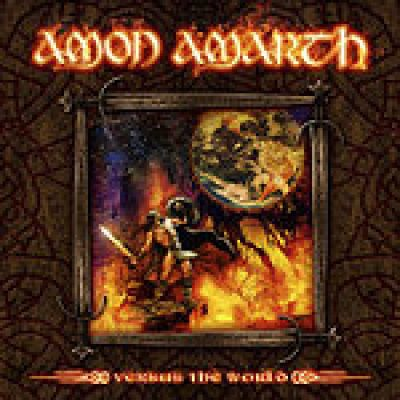 AMON AMARTH: Re-Release von ´Versus The World´