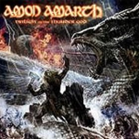 AMON AMARTH: ´Twilight Of The Thunder God`  – Releasepartys