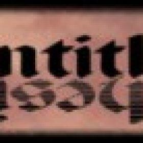 ANTITHESIS: Aufnahmen beendet
