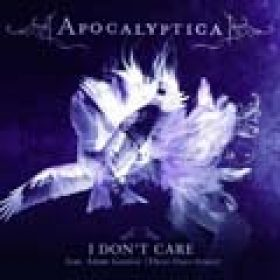 APOCALYPTICA: ´I Don´t Care´  – Video zur neuen Single