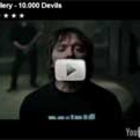 ARTILLERY: ´10.000 Devils´ – neues Video online