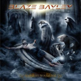 BLAZE BAYLEY: neues Album ´The Man Who Would Not Die´