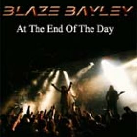 BLAZE BAYLEY: ´At The End Of The Day´ – Biografie im Herbst