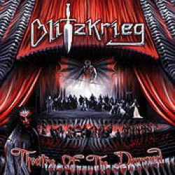 BLITZKRIEG: Tracklist für ´Theatre of the Damned´