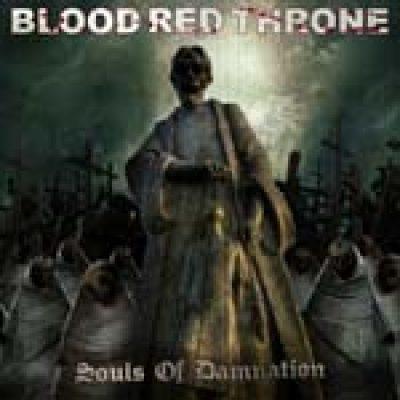 BLOOD RED THRONE: Song vom neuen Album ´Souls of Damnation´ online