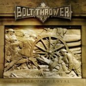 BOLT THROWER: Neues Album am 14. November 2005