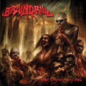 """BRAIN DRILL: neues Album """"Apocalyptic Feasting"""""""