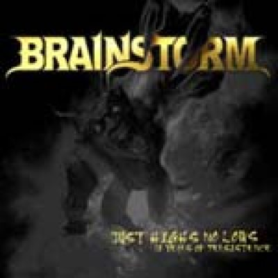 BRAINSTORM: Cover von ´Just Highs No Lows (12 Years Of Persistence)´