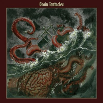 "BRAIN TENTACLES: weiterer Song von  ""Brain Tentacles"""