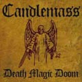"""CANDLEMASS: ´Death Doom Magic"""" online anhören"""