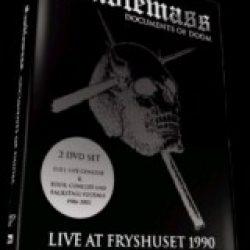 CANDLEMASS: Der Inhalt der DVD