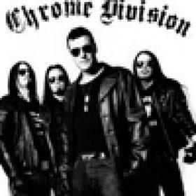 CHROME DIVISION: neues Album ´Booze, Broads and Beelzebub´