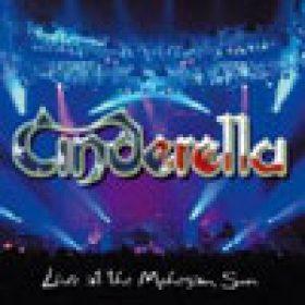 CINDERELLA: ´Live At The Mohegan Sun´ – Liove-Album im November
