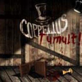 COPPELIUS: Kostproben von Album ´Tumult´