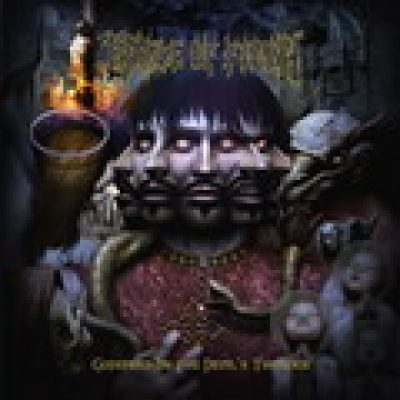 CRADLE OF FILTH: ´Godspeed On The Devil´s Thunder´ – Cover online und Song-Download