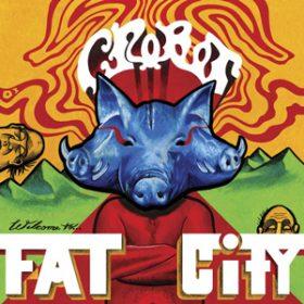 "CROBOT: neues Album ""Welcome To Fat City"""