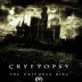 CRYPTOPSY: Songs von neuen Album ´The Unspoken King´ online