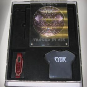 """CYNIC: """"Traced in Air"""" als limitiertes Boxset"""