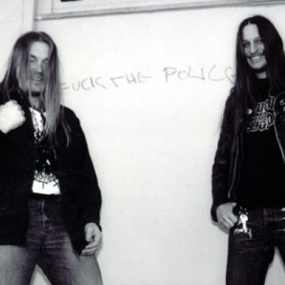 "DARKTHRONE: neues Album ""Arctic Thunder"""