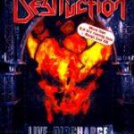 DESTRUCTION: Live Discharge (DVD/CD)