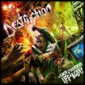 DESTRUCTION: neuer Song vom  ´The Curse Of The Antichrist – Live In Agony´ online