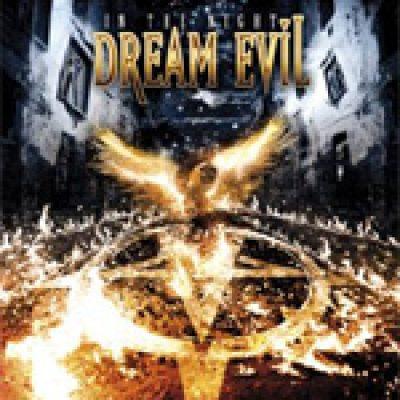 DREAM EVIL: Cover & Tracklist von ´In The Night´