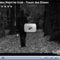EDEN WEINT IM GRAB: Video zu ´Traum des Bösen´