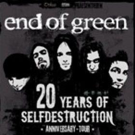 END OF GREEN: Neues Album – und neue Tourdates