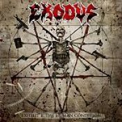 EXODUS: ´Exhibit B: The Human Condition´ – Cover-Artwork enthüllt