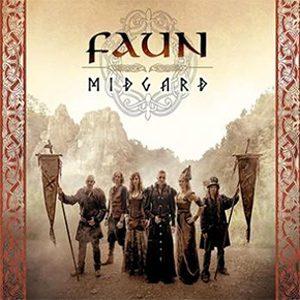 """FAUN: Songs vom aktuellen Album """"Midgard"""" online"""