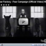 FEAR FACTORY: Video zum Song ´Fear Campaign´