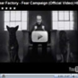 FEAR FACTORY: Video zum Song ´Fear Campaign´