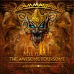 "GAMMA RAY: ""Hell Yeah! The Awesome Foursome Live in Montreal"" – DVD erscheint im Oktober"