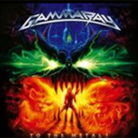 GAMMA RAY: Titelsong des neuen Albums ´To The Metal´ online