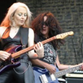 GIRLSCHOOL: vampster verlost Meet & Greet  und Konzertkarten