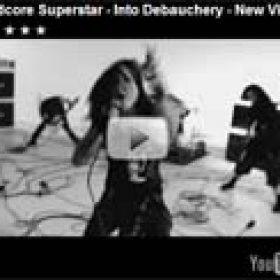 HARDCORE SUPERSTAR:  ´Into Debauchery´ – neues Video online