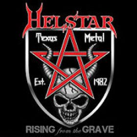 HELSTAR: ´Rising From The Grave´- Boxset im Juli
