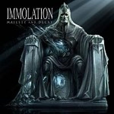IMMOLATION: ´Majesty And Decay´ – Cover-Artwork enthüllt