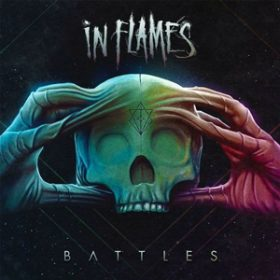 "IN FLAMES: Song von ""Battles"" online, neuer Drummer"