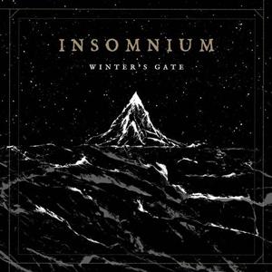 """INSOMNIUM: Cover vom neuen Album """"Winter´s Gate"""""""