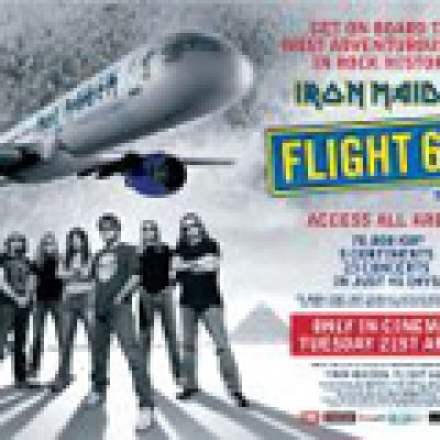 IRON MAIDEN: Flight 666 –  Trailer, Kartenvorverkauf hat begonnen